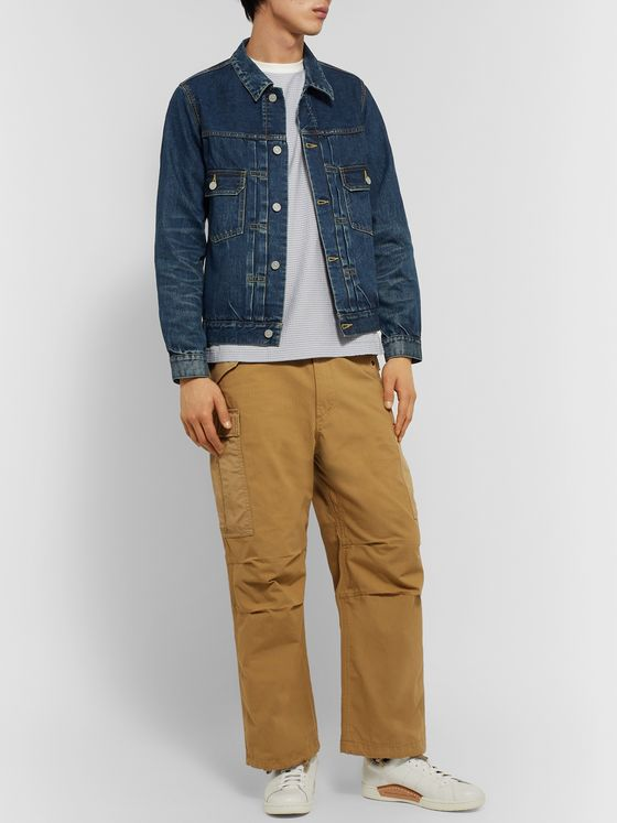 visvim 101 Denim Trucker Jacket