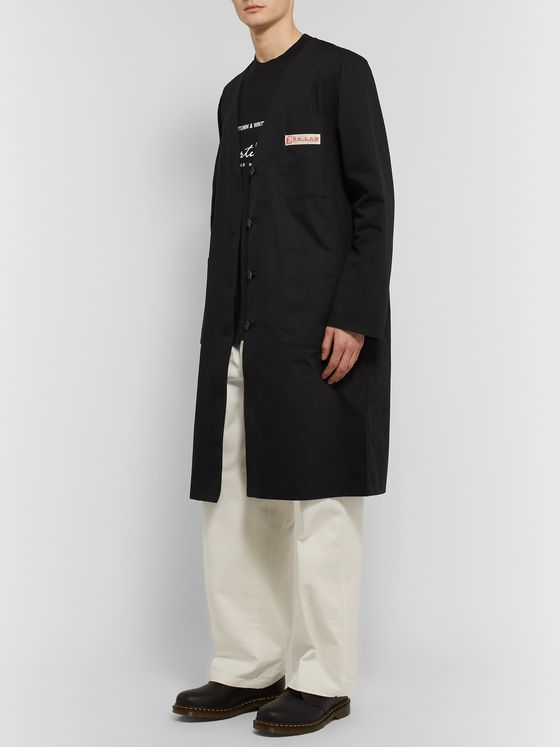 Raf Simons Labo Cotton Coat