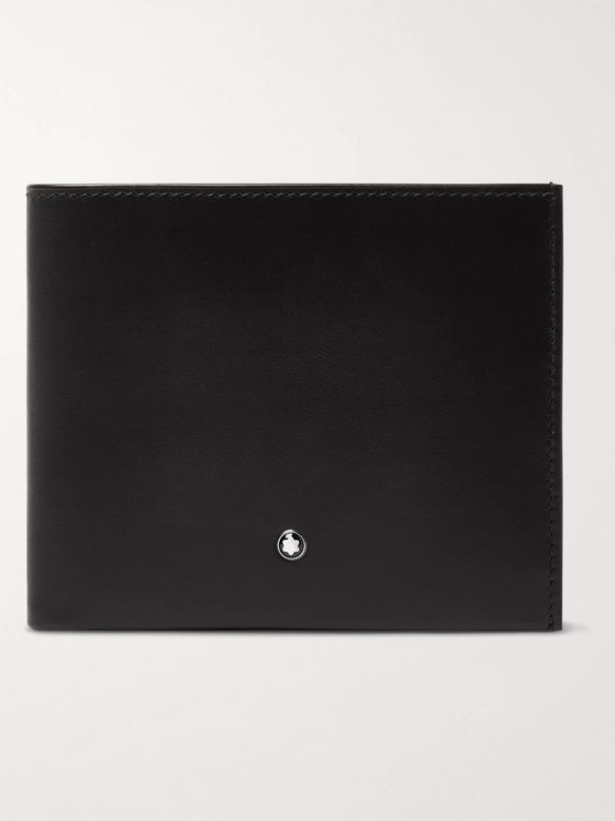 Montblanc Nightflight Leather Billfold Wallet