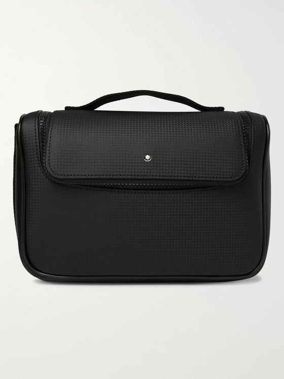 Montblanc Extreme 2.0 Textured-Leather Wash Bag