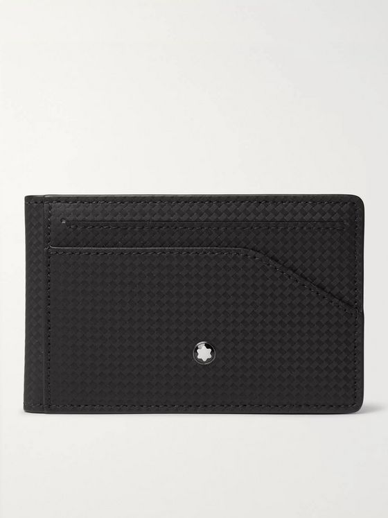 Montblanc Extreme 2.0 Textured-Leather Cardholder