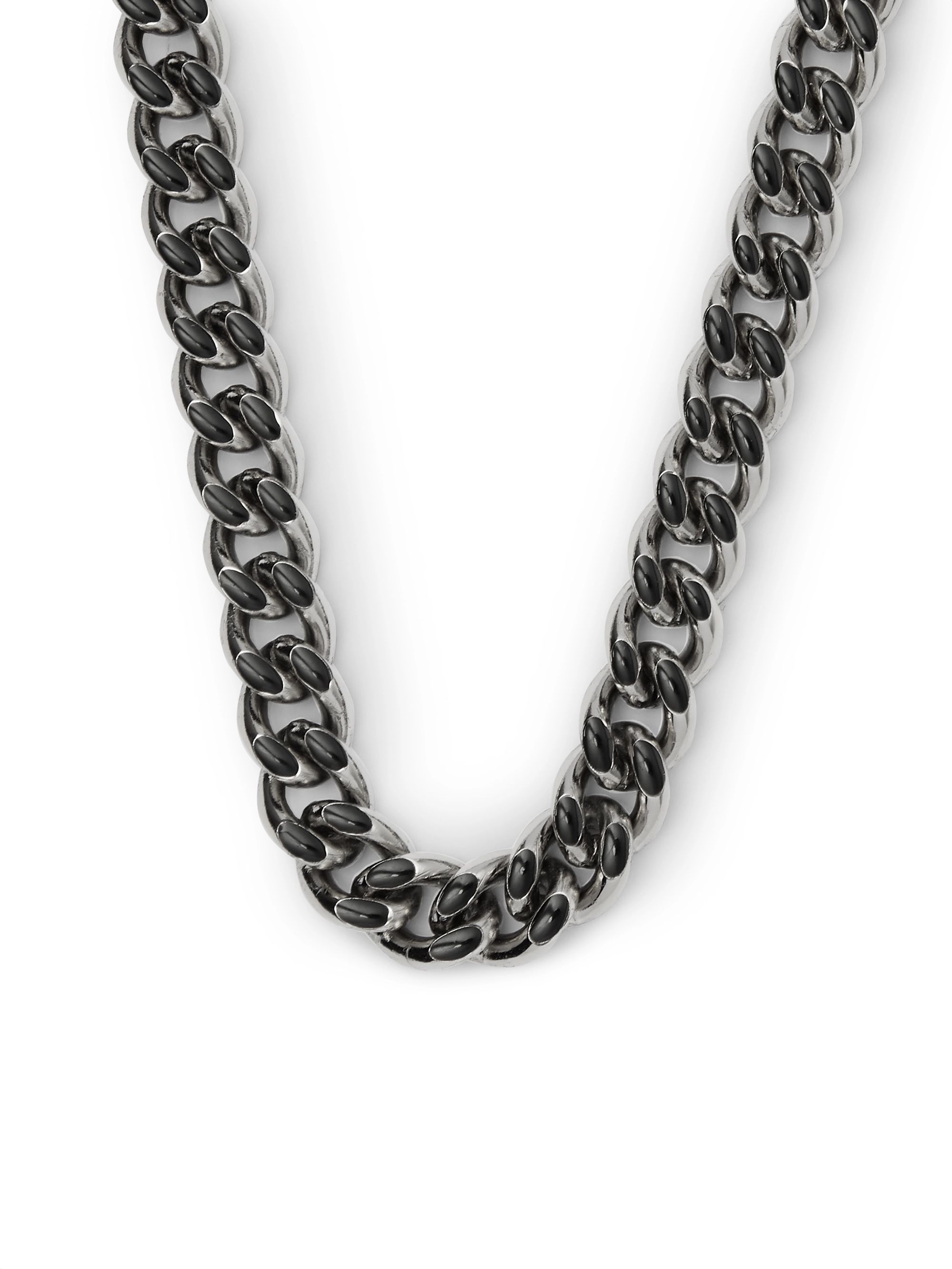 A.P.C. Silver-Tone Necklace