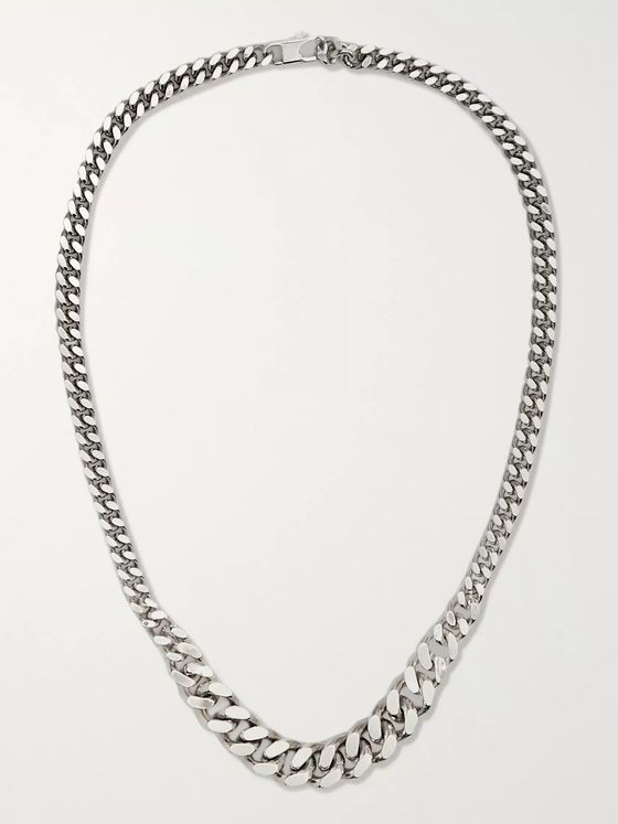 Bunney Sterling Silver Necklace