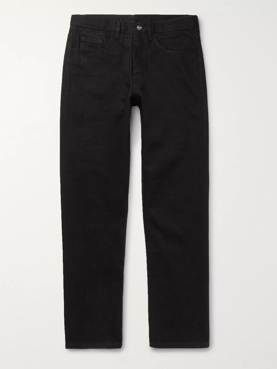 Enfants Riches Déprimés Skinny-Fit Logo-Embroidered Selvedge Denim Jeans