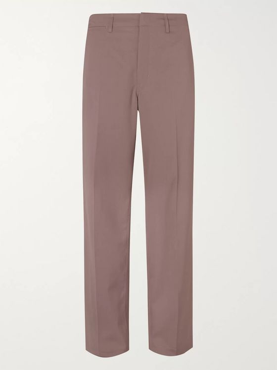 Lemaire Twill Trousers