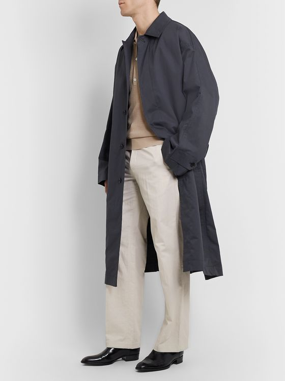 Lemaire Cotton-Blend Trousers