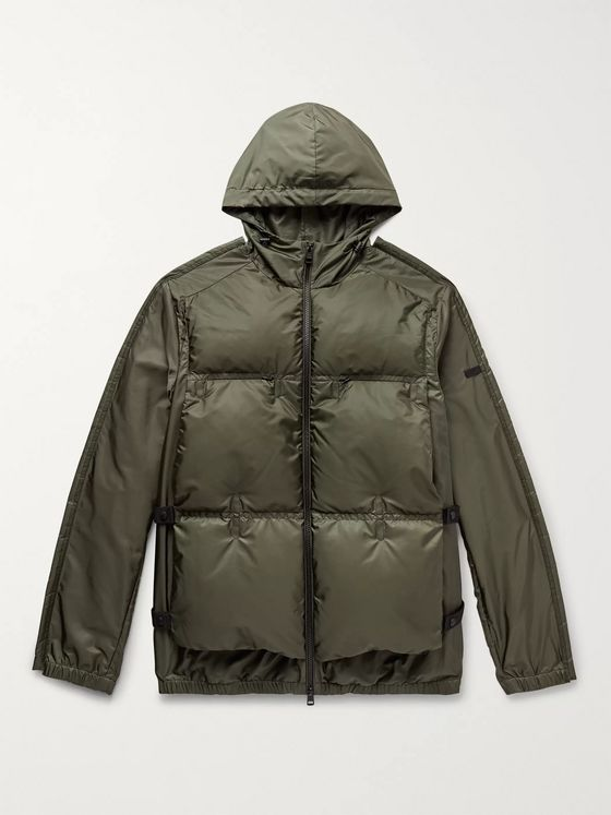 Moncler Genius 5 Moncler Craig Green Alten Quilted Shell Hooded Down Jacket