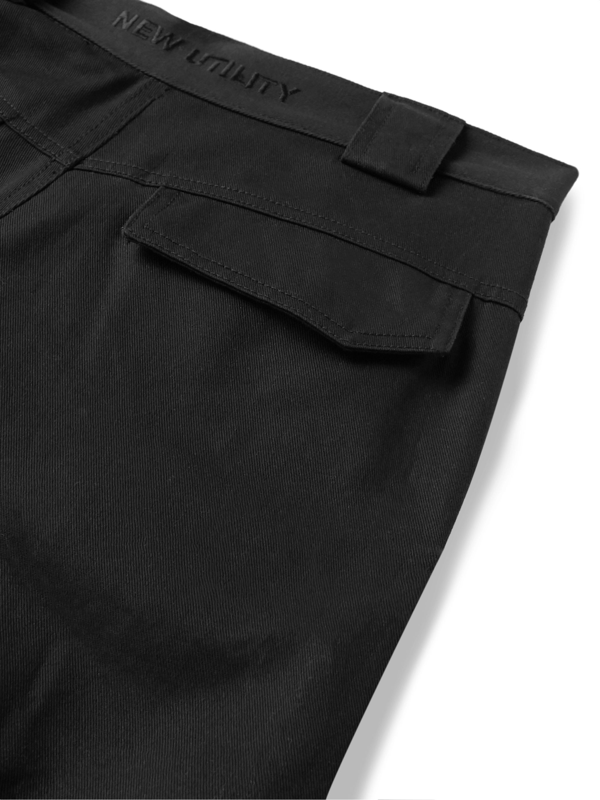 AFFIX Twill Cargo Trousers