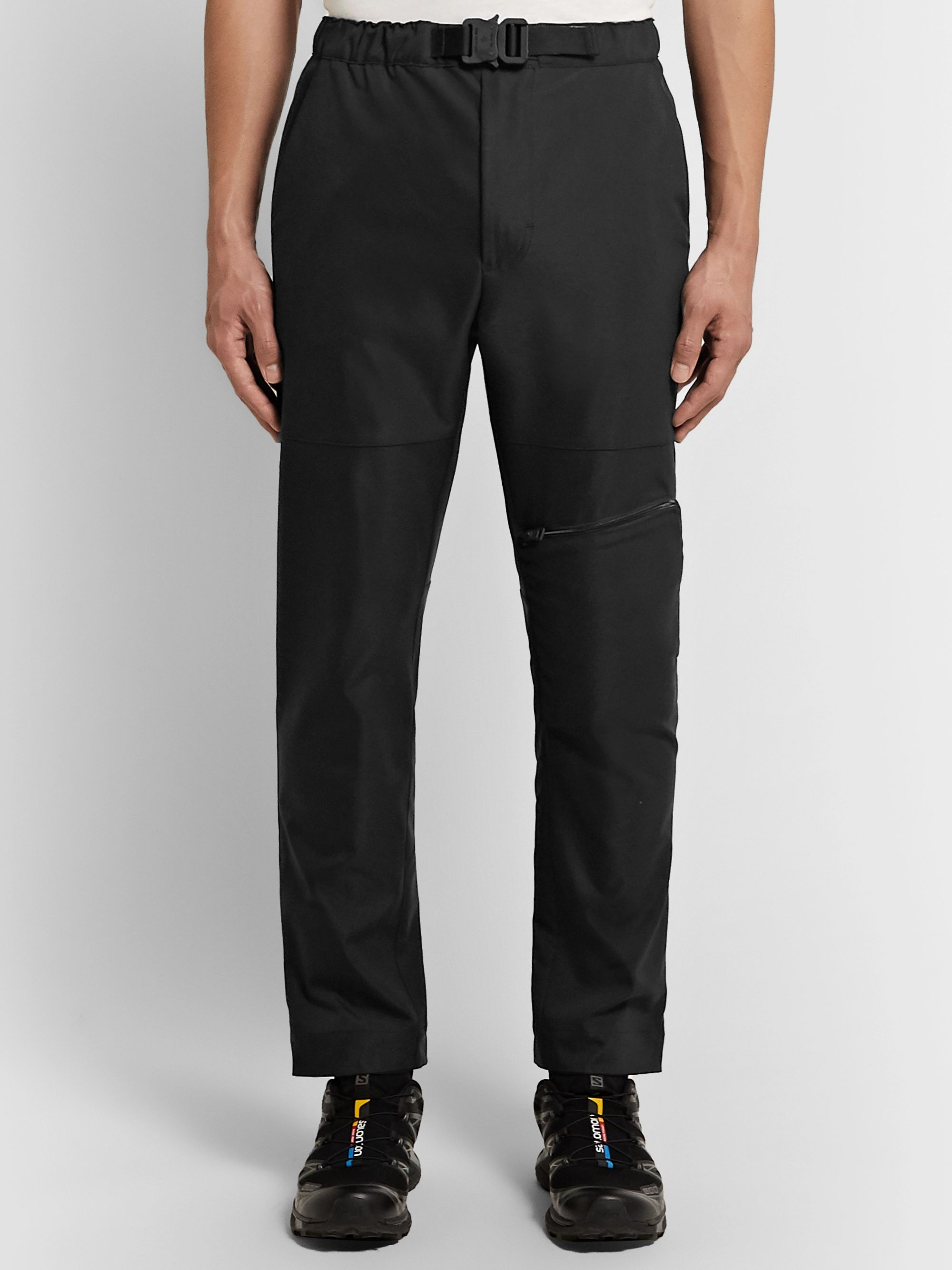 Moncler Genius 6 Moncler 1017 ALYX 9SM Slim-Fit Belted Shell Trousers