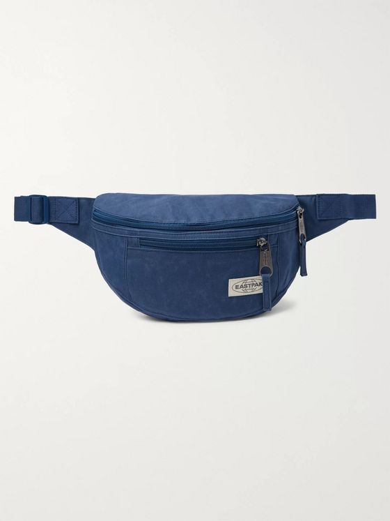 Eastpak Canvas Belt Bag