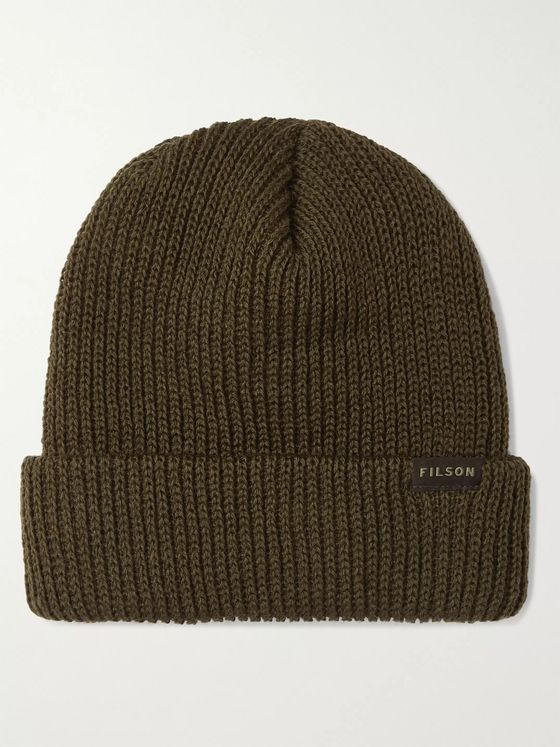 Filson Ribbed Wool Beanie