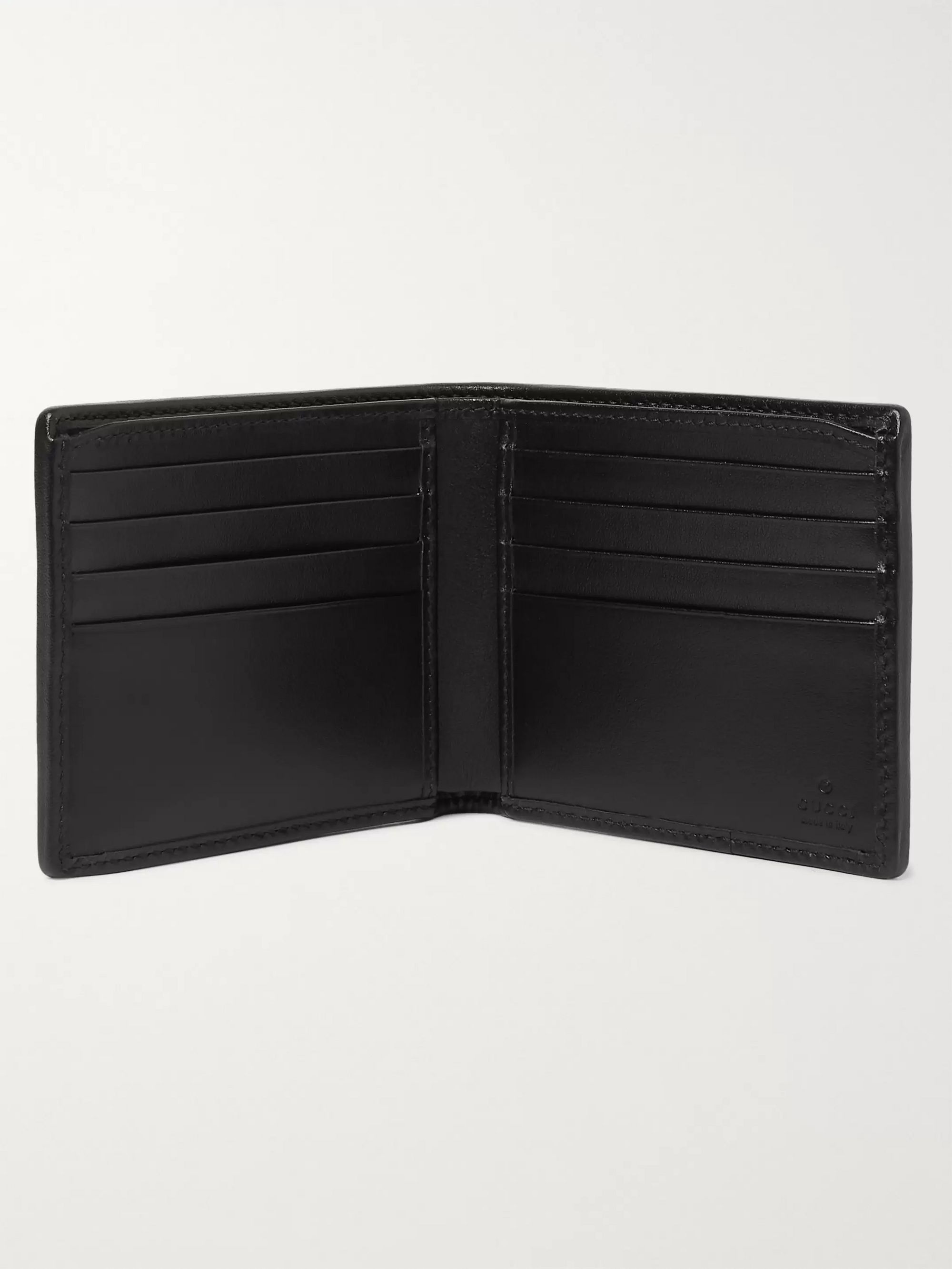 Gucci Rhombus Quilted Leather Billfold Wallet