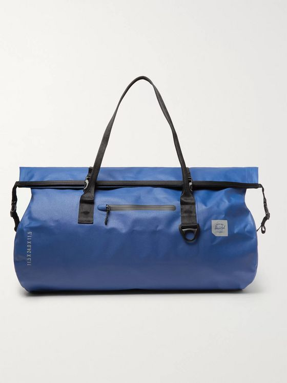Herschel Supply Co Coast Tarpaulin Duffle Bag