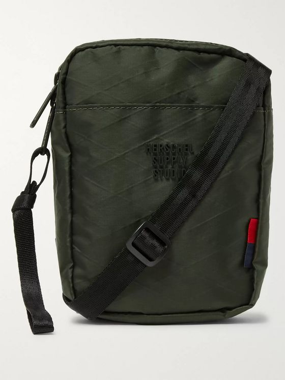 Herschel Supply Co Cruz Studio Shell Messenger Bag