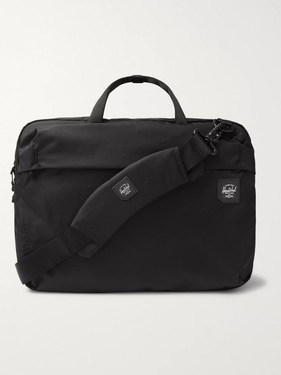 Herschel Supply Co Britannia Trail Dobby-Nylon Messenger Bag