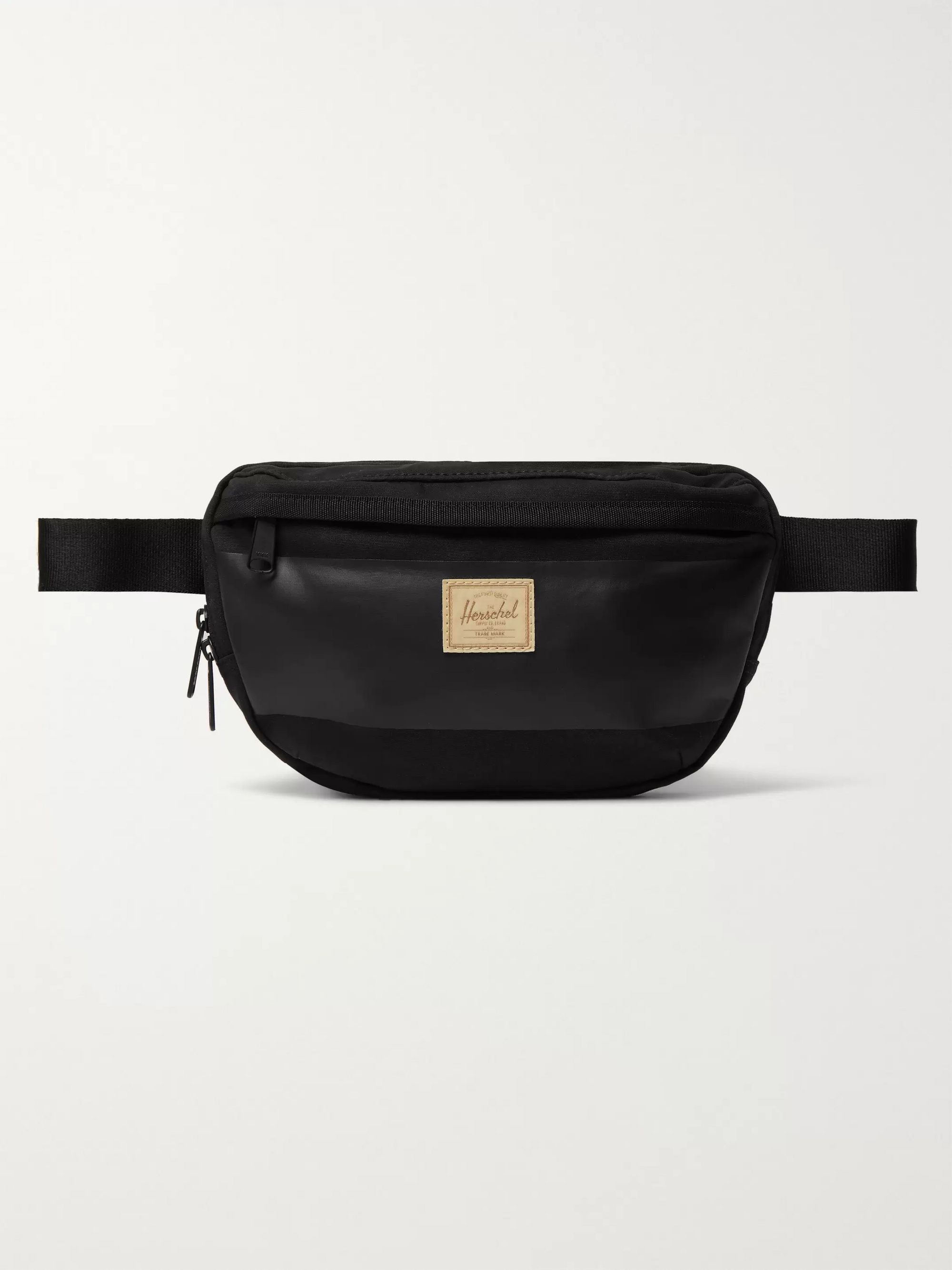 Nineteen Waxed Canvas Belt Bag by Herschel Supply Co