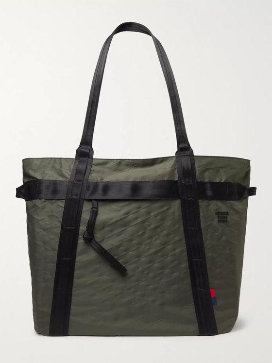 Herschel Supply Co Alexander Sailcloth Tote Bag