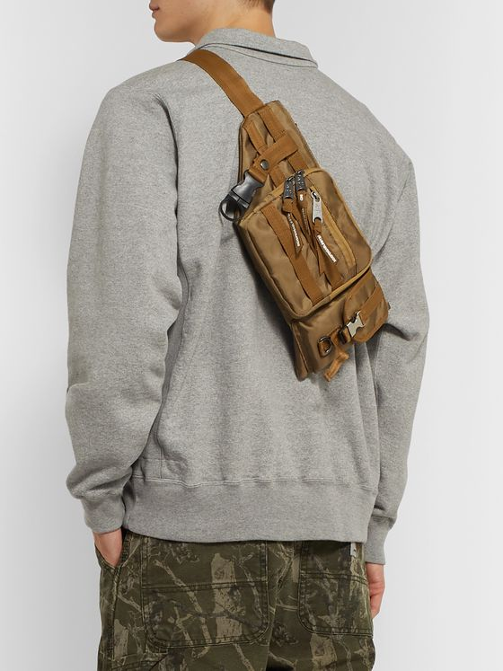 Indispensable Armour Canvas Belt Bag
