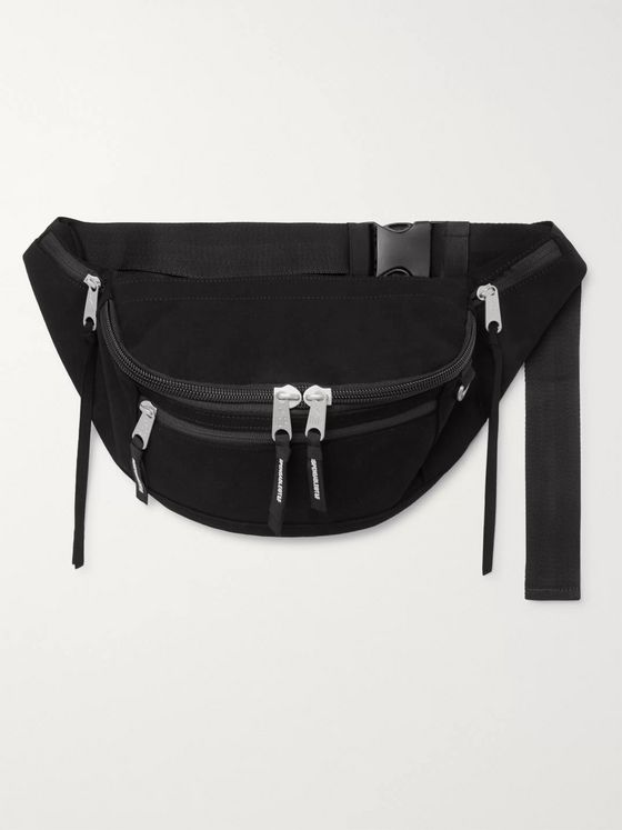 Indispensable Attache Faux Suede Belt Bag