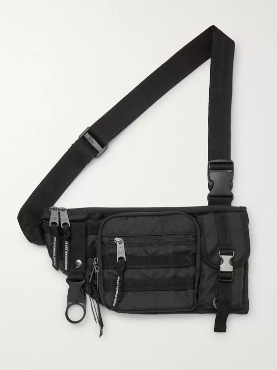 Indispensable Armour Nylon Belt Bag