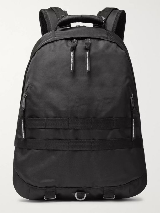 Indispensable DayPack Nylon Backpack