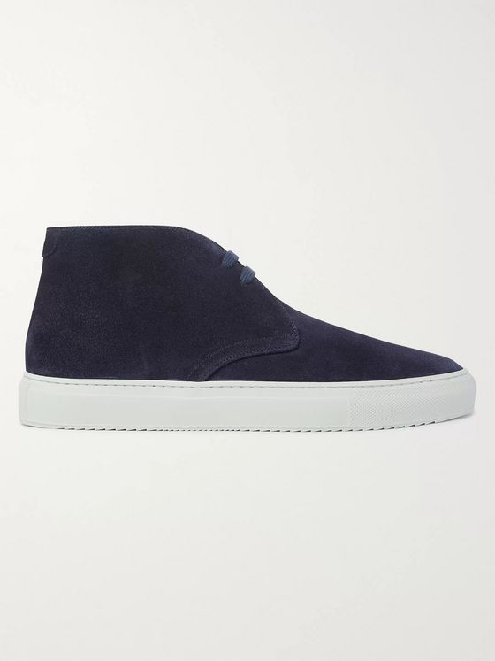 MR P. Larry Suede Desert Boots
