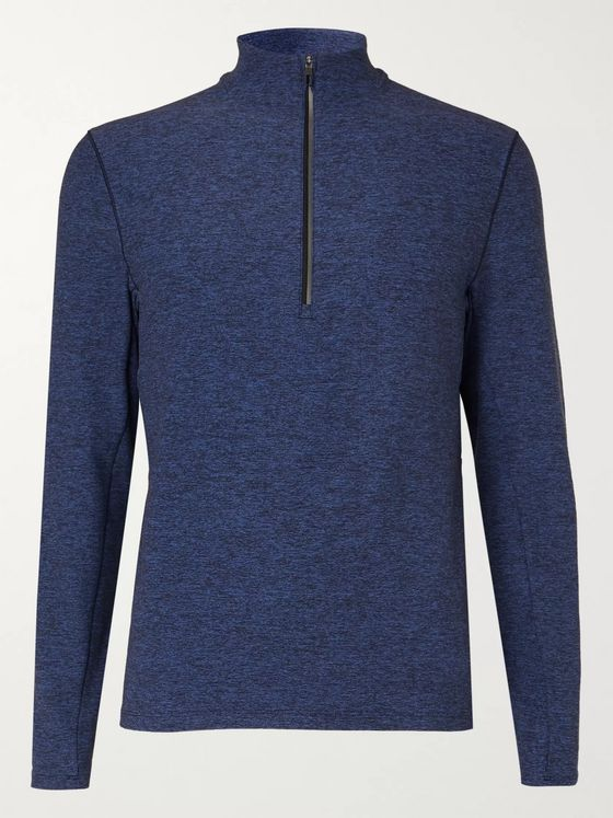 Lululemon Surge Rulu Half-Zip Running Top