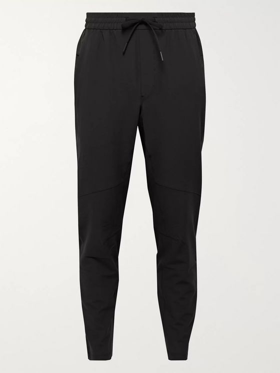 Lululemon License To Train Slim-Fit Tapered Glyde Sweatpants
