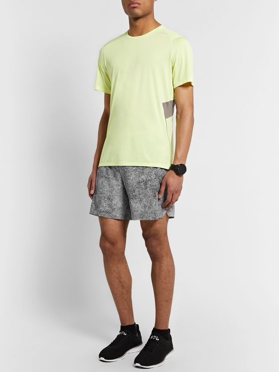 Lululemon Surge Printed Swift Shorts