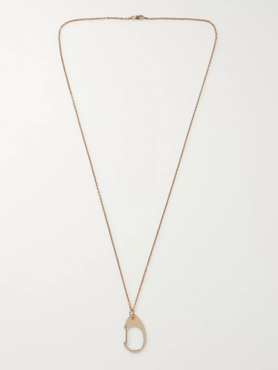 Luis Morais Gold-Tone Necklace