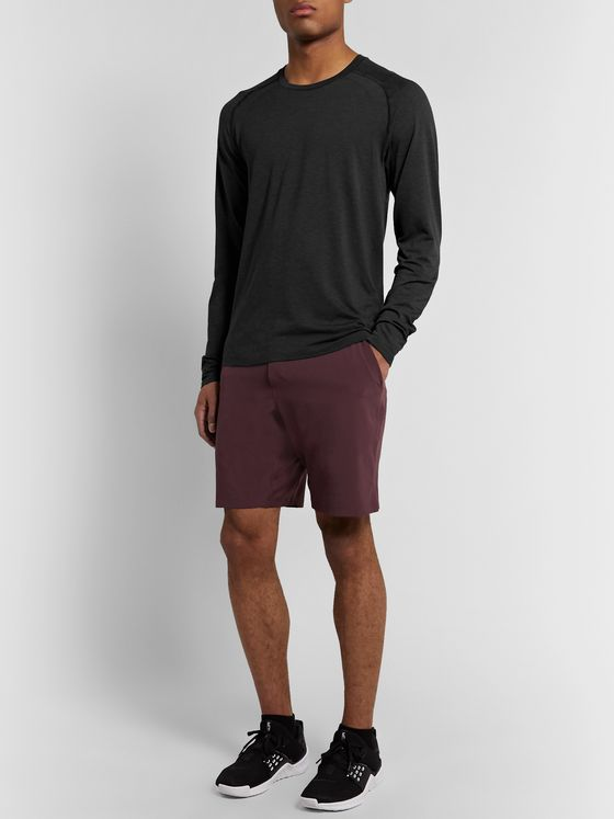 Lululemon Metal Vent Tech 2.0 Mélange Stretch-Jersey T-Shirt