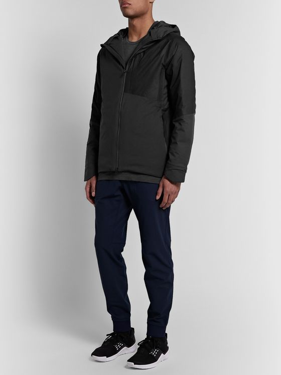 Lululemon Pinnacle Glyde Hooded Down Jacket