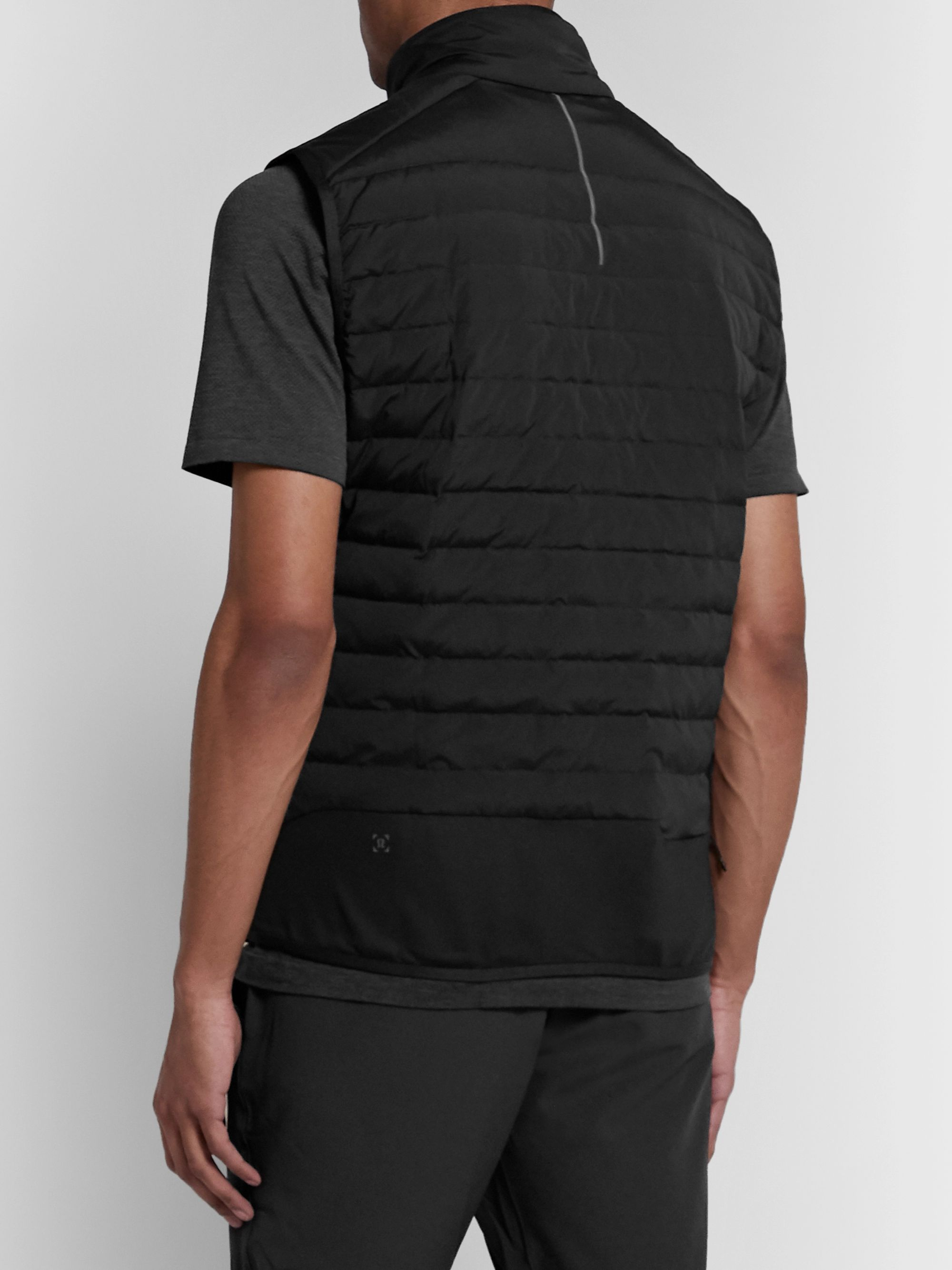 Lululemon Down For It All Quilted Glyde Down Gilet