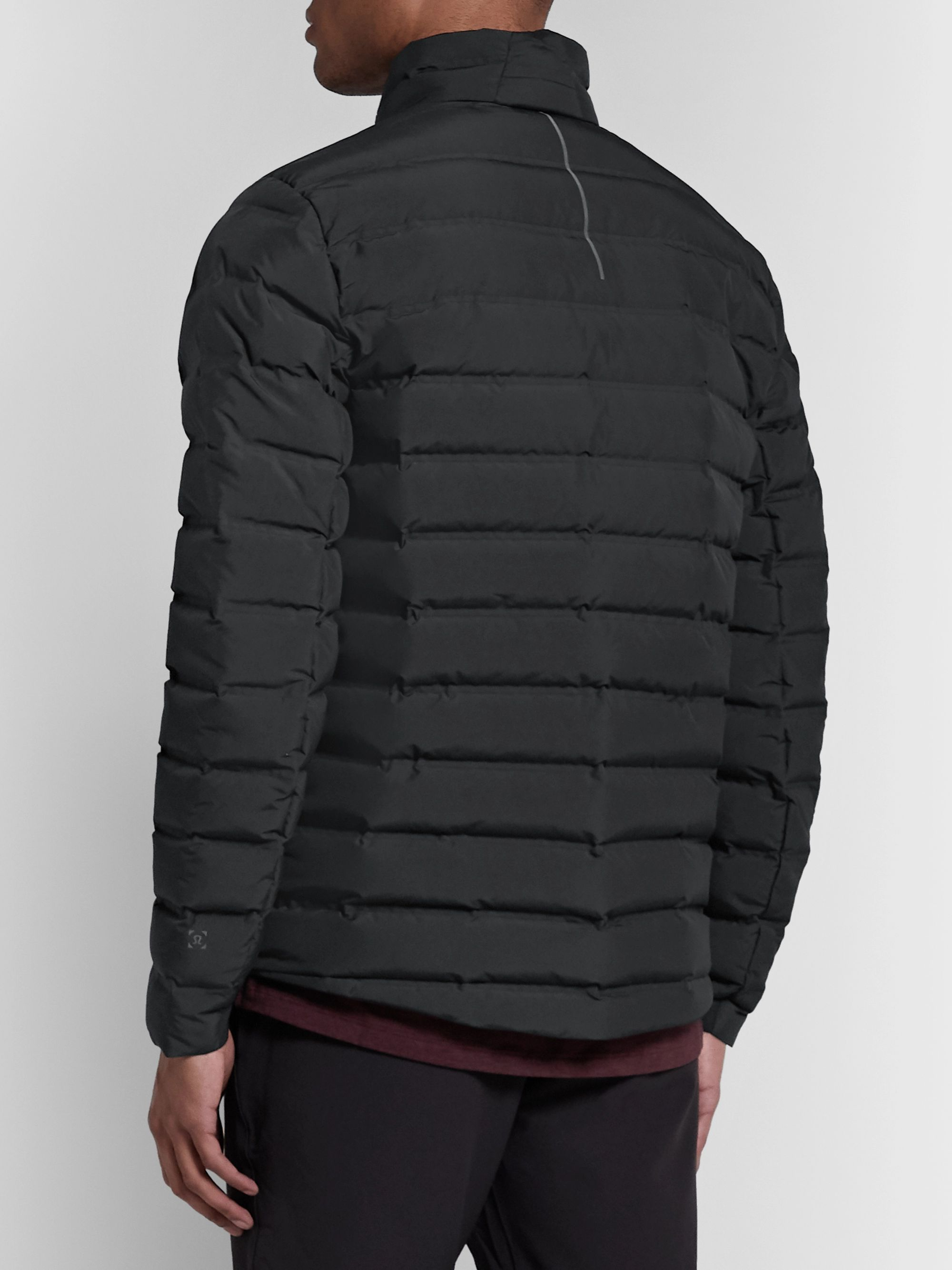 Lululemon Navigation Quilted Shell Down Jacket