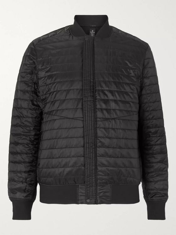 Lululemon Switch Over Quilted Padded Glyde Bomber Jacket