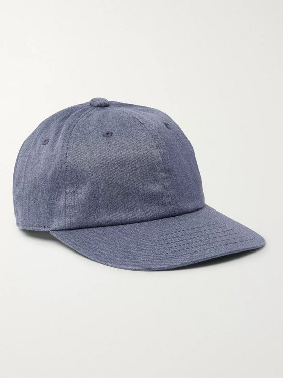 Beams Plus Cotton-Blend Twill Baseball Cap