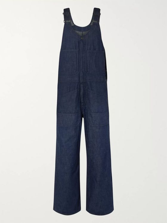 Beams Plus Denim Overalls