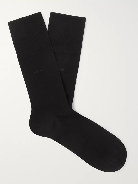 CDLP Five-Pack Stretch Bamboo-Blend Socks