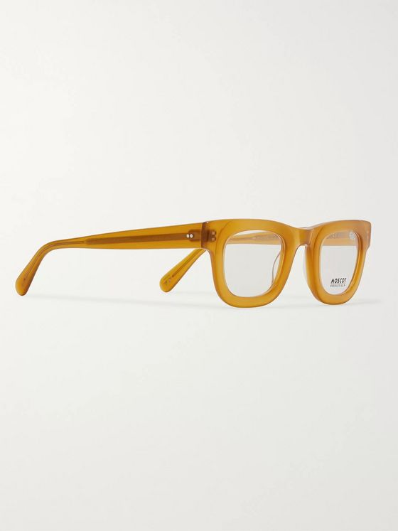 Moscot Fritz Round-Frame Acetate Optical Glasses