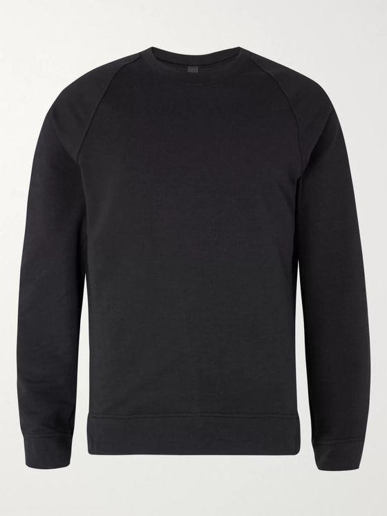 Lululemon City Sweat Stretch-Jersey Sweatshirt