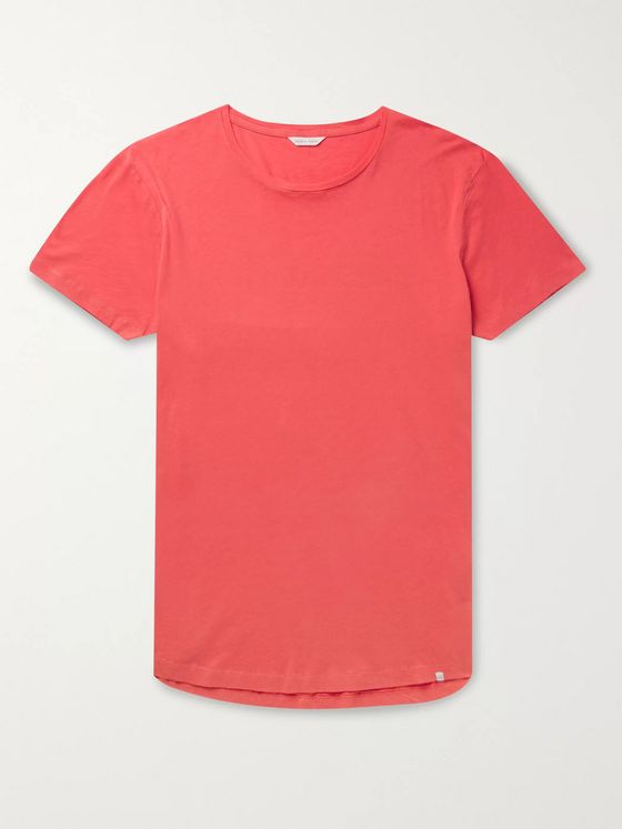 Orlebar Brown Ob-T Cotton-Jersey T-Shirt