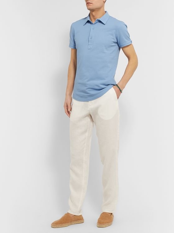 Orlebar Brown Griffon Linen Trousers