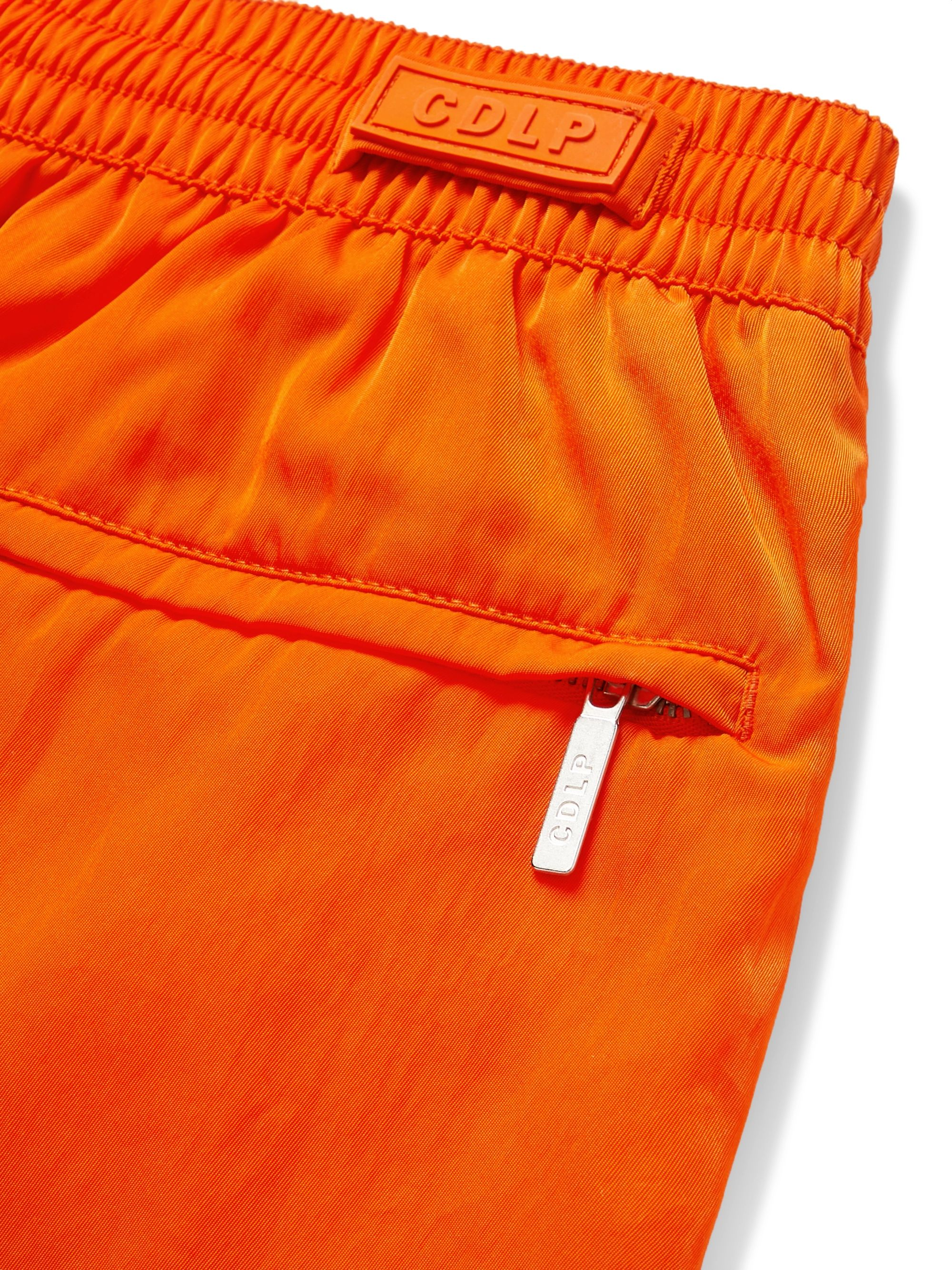 CDLP + Grand Hotel Tremezzo Piscina Slim-Fit Short-Length Swim Shorts