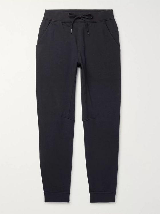 LULULEMON City Sweat Slim-Fit Tapered French Terry Sweatpants