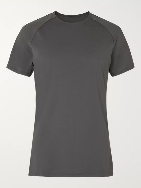 Lululemon Pulse Motivation Stretch-Mesh T-Shirt