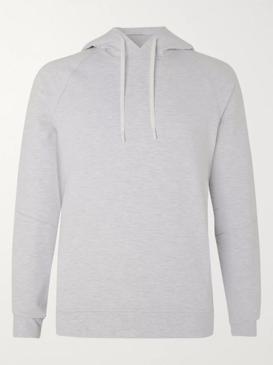Lululemon City Sweat Loopback Stretch-Jersey Hoodie
