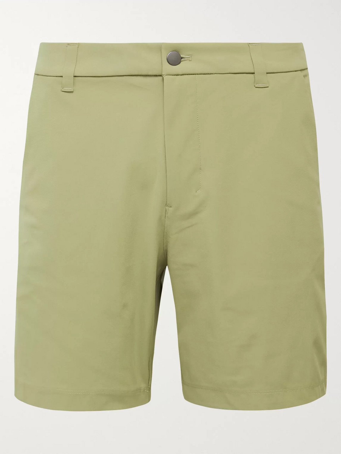 lululemon - commission warpstreme shorts - men - neutrals