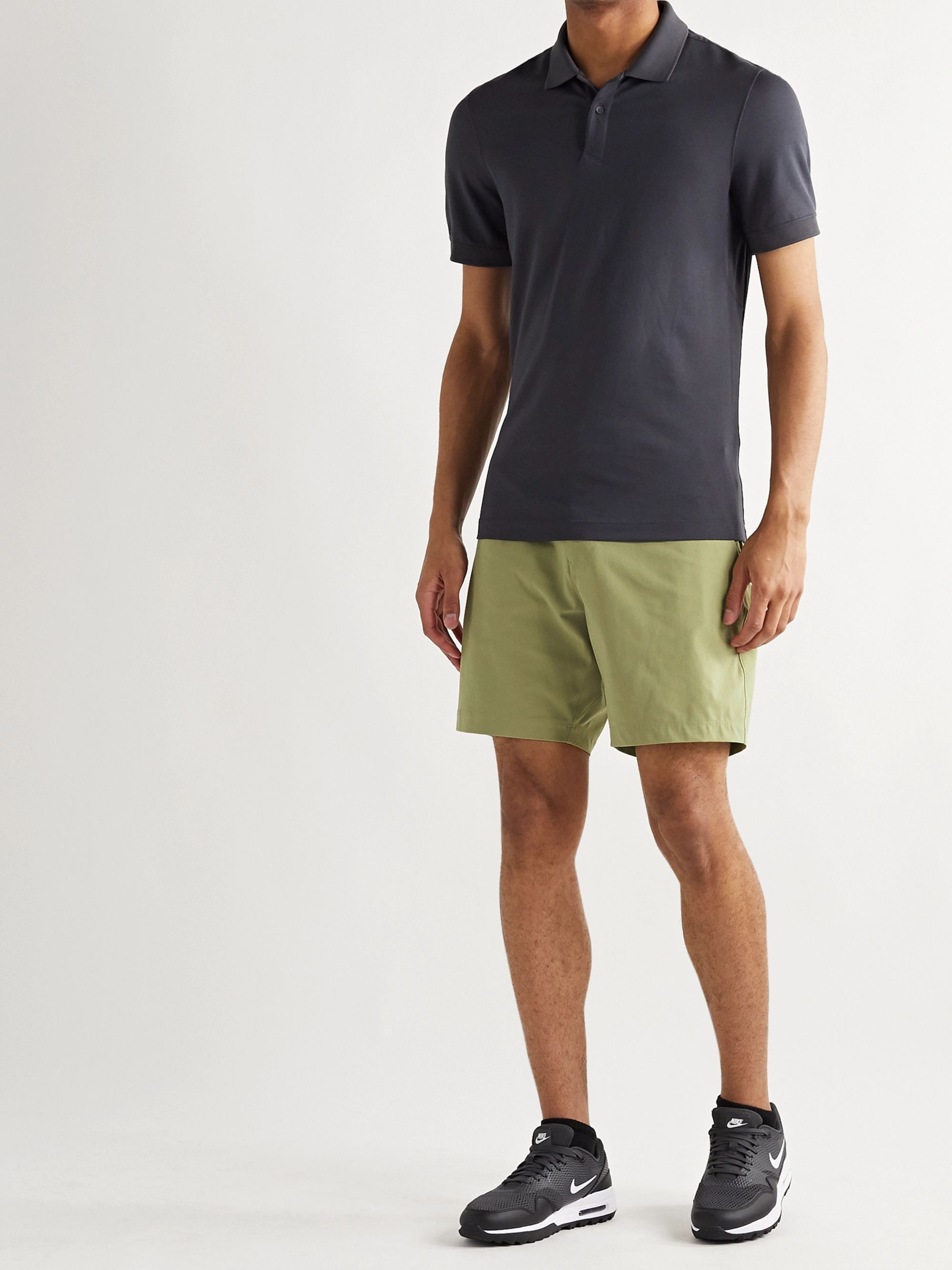 Lululemon Commission Warpstreme Shorts