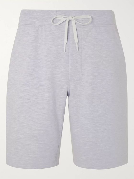 LULULEMON City Sweat Mélange French Terry Shorts