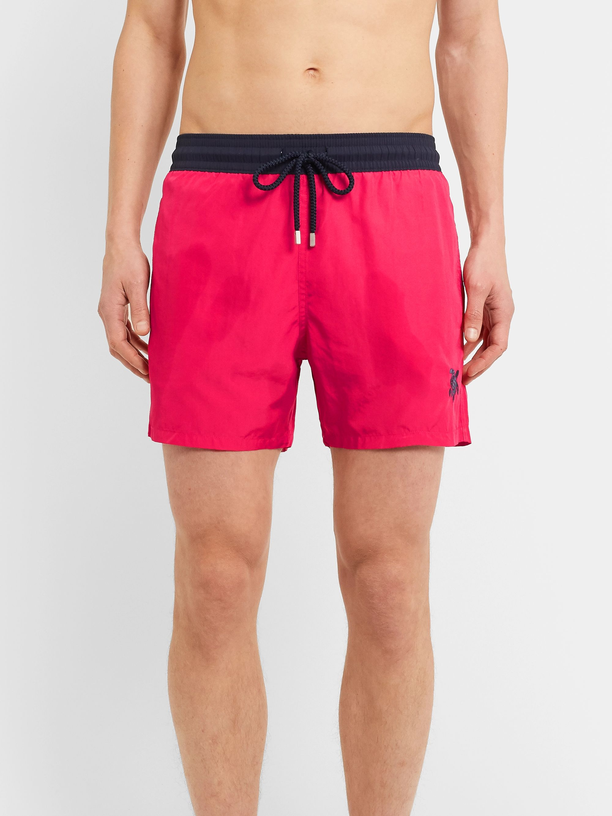 Vilebrequin Moxe Mid-Length Swim Shorts